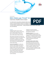 2.BEA WebLogic Portal OVERVIEW