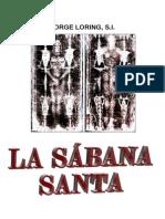 La Sábana Santa (Jorge Loring, S.J.)
