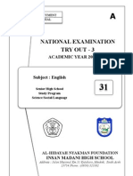 Try out 3 (Paper A)
