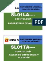 FORMATO - RÓTULOS - LABORATORIOS