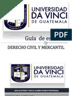 3. GUÃ_A DE  DERECHO CIVIL Y MERCANTIL