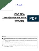 M50 Firmwareupdate Fr
