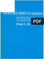 Tribe and State in Bahrain