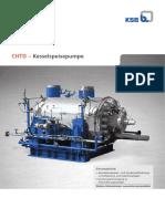 CHTD KSB pump