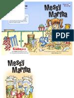 Year2 messy martha