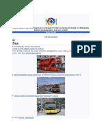Bus corner design