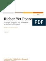 Richer Yet Poorer