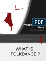 Phil trad dance PPT