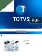 ADVPL utilizando MVC