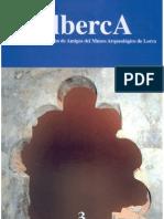 García, J. Extracción de maqabriya de yeso en Lorca. 2005