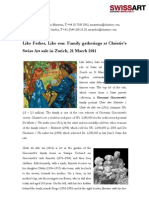 Mar 11 - Swiss Art