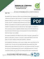 ANALISIS COMPARATIVO DEL LOS PREAMBULOS DE LA CONSTITUCIONES DE 1886 Y 1991