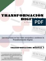 Transformación Digital I on the Edge