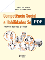 Competência Social e Habilidades Sociais DEL PRETTE