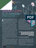Smart City - porqué debe ser un imperativo cívico.