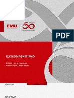 ELETROMAGNETISMO - PARTE II