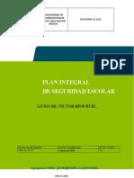 PISE_liceo Dr. VRR. Noviembre 2019