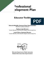 Pdp Educator Toolkit