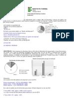 Lista 1 - Gráficos e porcentagens (1)