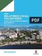 Relatorio Local Voluntariado ODS Niteroi