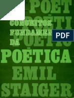 Conceitos Fundamentais da Poética by Emil Staiger (z-lib.org)