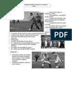 Futebol adaptado, Goalball e Basquete em cadeira de rodas