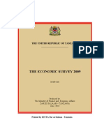 THE ECONOMIC SURVEY 2009