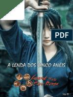 A Lenda Dos Cinco Anéis - Rokugan - Biblioteca Do Duque