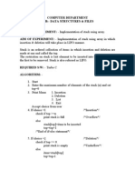 DSF_LAB MANUAL(SE IT)