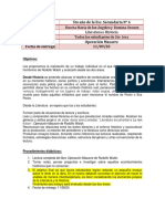 Proyecto interdisciplinario Lit e Hist 5to 1era