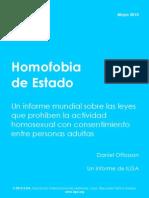 Homofobia de Estado (ILGA, 2010)