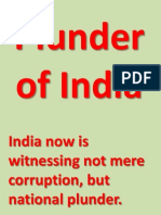 Corruption in India 2010 and Before[1]
