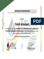 Caleb Aruchari