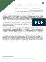 A política da natureza brasileira em A ilha da maré, de Manuel Botelho de Oliveira