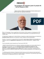 Exportations_ l'Asmex propose des mesures pour le projet de loi de Finances 2021