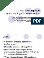 CRM- ass no.2 ppt