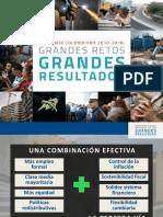 2018-07-07 Presentación Grandes Retos Grandes Logros - Consolidada-V6