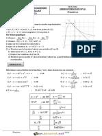 Série d'exercices - Math - Primitives - Bac Technique  (2015-2016) Mr Salah Hannachi