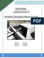 2.- Estudio Hidrologico