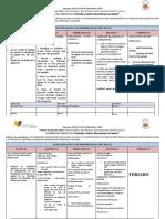 Agenda proyecto 5