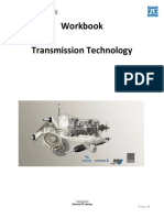 ZF Workbook Transmission 6 8HP