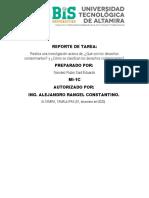 REPORTE DE TAREA