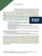 Anexo_ Plan de Acompañamiento Familiar (PAF). Descripción.