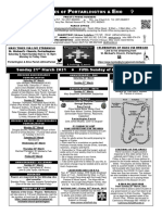 Portarlington Parish Newsletter March 21st 2021