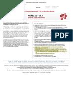 Information Import Ante Concern Ant l'Augmentation de La TVA Sur Les Offres Mobile2