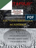 Portafolio-Escritura-Academica