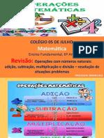 6 A matematica