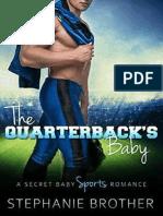 01 - O Bebê secreto do Quarterback (Stowe Peak )