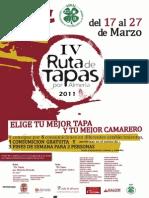 IV RUTA DE TAPAS POR ALMERÍA