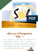 Programa ¨ SOL¨